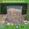 High Quality Powder Coated Wire Mesh Leaves Composter