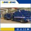 Sinotruk HOWO Skip Loader Garbage Truck with 10cbm Tank
