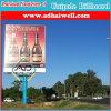 Hot-DIP Galvanized Steel Unipole Advertising Billboard Display