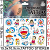 Water Transfer Temporary Doraemon Tattoo (CG079)