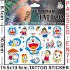Water Transfer Temporary Doraemon Tattoo (CG079)