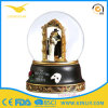 High Quality Glass Wedding Snow Globe Gift Glass Snow Ball