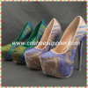 New Style New Design Ladies Fashion Sexy High Heel Dress Shoes