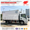 Left Hand Drive Refrigerated Freezer Truck with Commins Engine
