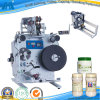 Semi-Automatic Round Bottle Glue Labeling Machine for Fillister/ Flute Bottle (GH-Y100)