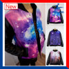 Healong Fahshion Design Clothing Sublimation Men′s Baseball Jacket