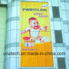 Media Ad Exhibition Show Aluminium Steel Profile Signage 3 Three Section Rotating Billboard