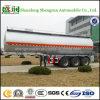 Tri Axle 40m3 Cbm Gasoline Fuel Tank Semi Trailer