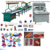 China Manufacture High Frequency Glue Dispensing Machine for PVC Keychains