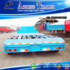 2 Row 4 Axle Low Bed Semi Trailer 100 Tons