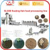 Ce Approved High Tech Double Screw Floating Fish Feed Extruder Machine