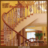 Luxury Golden Color Aluminum Handrail for Staircase for Indoor (SJ-B024)