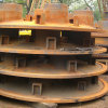 Cast Iron Bubble Cap Trays for Ammonia Still Column