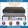 4CH Full D1 Standalone DVR Recorder (SA-7004T)