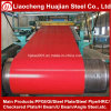 Color Coated Ral 9003 Signal White PPGI Steel Sheet
