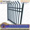 Garden Fence Wrought Iron Fence Designs Steel Fence Power Coating Steel Stube Fence