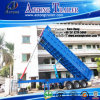 3 Axles Sand Transportation Tipper Trailer/Rear Dump Semi Truck Trailer