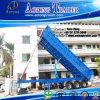 3 Axles Sand Transportation Tipper Trailer/Rear Dump Semi Truck Trailer