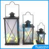 Antique LED Metal Lantern for Decoration