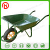 Double Wheel Agricultural Farm Tools Wheelbarrow Wb6404W