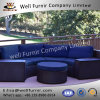 Well Furnir Rattan 5 Piece Seating Group with Cushion WF-17001