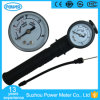Diameter 40mm Plastic Case 20psi Ball Pressure Gauges
