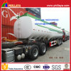 Tri-Axle 42cbm Carbon Steel Semi Fuel Tanker Trailer