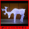 Outdoor Attractive Lighted Mall Acrylic Christmas LED Reindeer Light (OB-CL-0420329)