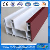 UPVC Profiles Plastic Door and Window for White Extrusion