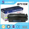 Printer Parts Summit Compatible Laser Toner Cartridge for HP Q7115A /Q7115X