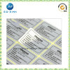 Printed PVC/Paper Decal Self-Adhesive Label Printing Barcode Transparent Sticker (jp-s196)