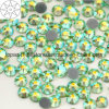2018 Newest and Hot Selling Light Green Ab Glass Beadhot Fix Rhinestone Copy Preciosa Stone (TP-Light Green Ab)