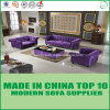 Chesterfield Style Modern Fabric Sofa with Wooden Frame