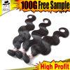 Full End Malaysian Human Hair Hair Extensions