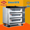 2017 Luxurious Design Bakery Deck Electric Pizza Oven with Ce