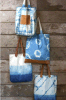 Fashion Canvas Tote Hand Bag (BDMC058)