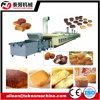 Complete Full Automatic Cake Production Line