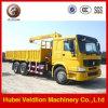 3-25 Ton Truck with Crane, Truck Crane, Truck Mounted Crane