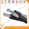 Aluminum Conductor Secondary Sdw Cable Urd Ud Cable