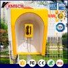 Vandal Resistant Waterproof Tunnel Telephone Knsp-10 Aluminum Alloy Telephone