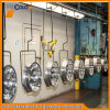 Alloy Wheel Rim Industrial Powder Coating System