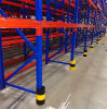 Plastic Rack Protector for Warehouse Safety