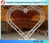 Heart-Shaped Aluminum Truss for Performance