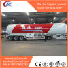 4axles Stainless Steel Fuel Tank 40000liters Oil Trailer Fuel Tank
