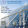 140W 3in Helical Rotor DC Solar Submersible Pump