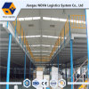 Ce Certificated Multi-Tier Mezzanine with Supported Racking