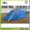 2 Persons 2 Layers 3 Poles Camping Tent with Extension