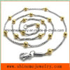 Hot-Selling Stainless Steel Bead Chain Fashion Jewelry Necklace (SSNL2631)