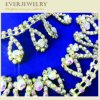 Wholesale Gems Rhinestones Cup Chain Crystal Accessory