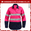 High Visibility Traffic Safety Clothes 100% Cotton Fire Protection